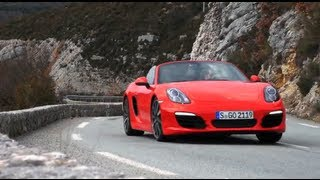 The 2012 Porsche Boxster S - /CHRIS HARRIS ON CARS
