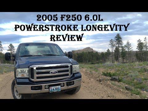 2005 Ford F250 6.0L Powerstroke Longevity Review
