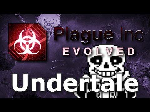 Plague Inc. Custom Scenarios - Undertale