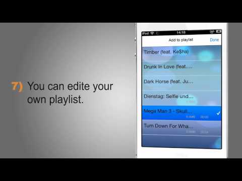 Free music MP3 downloader iOS Review & APP Video--Best10apps.com