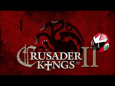 A Game of Thrones Mod | Crusader Kings 2 | Rise of the Blackfyre! | Part 1