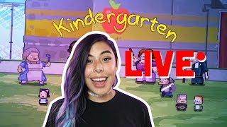 BACK TO SCHOOL - Kindergarten LIVE