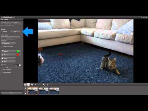 Blending Photos in PaintShop Pro X5