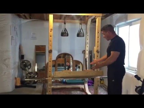 Gut bekannt DIY Leg Press for Power Rack - PakVim.net HD Vdieos Portal WE09