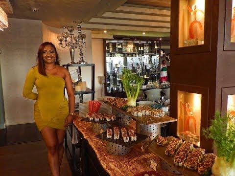 Krave Restaurant - Tarouba Trinidad - Taste of D Town