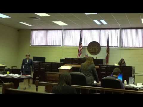 Rule 22 Request to Film Civil Hearing Discussed in Hart County, GA