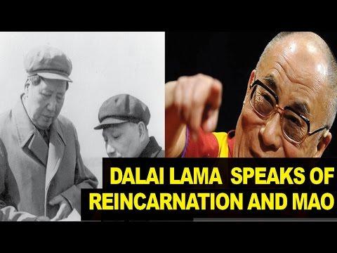 Dalai Lama Says China Should Find The REINCARNATION of Mao Zedong