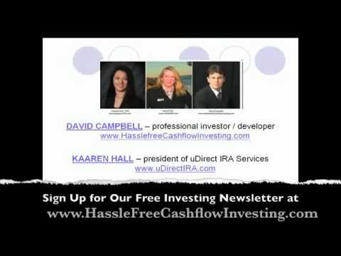 Self Directed IRA Real Estate Investing For Beginners