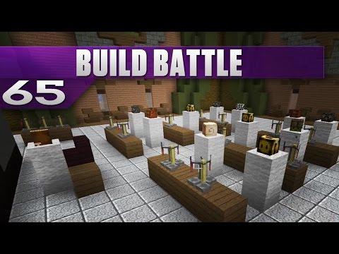 Minecraft: Build Battle || 65 || Chemistry