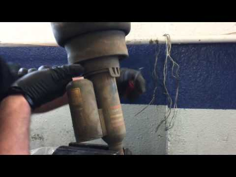 Front struts replacement Lincoln Navigator 2004 Ford Expedition Install Remove Replace