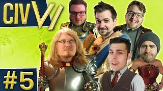 Civ VI: Fractal Fighters #5 - Religious War