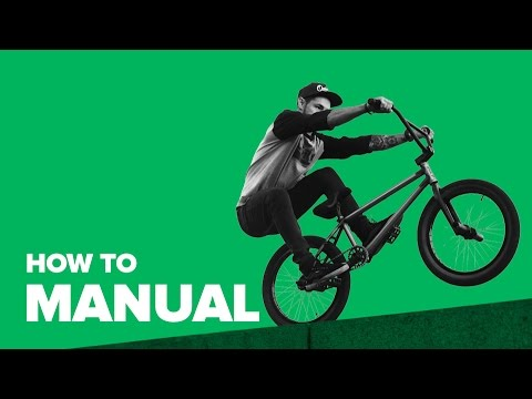 How to Manual BMX
