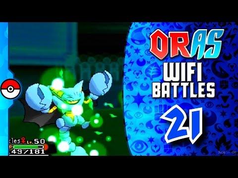 Pokemon ORAS Wi-Fi Battle #Twanny Wan! TickleMeChad vs. Hiroshi: SD Gliscor & Support Furfrou