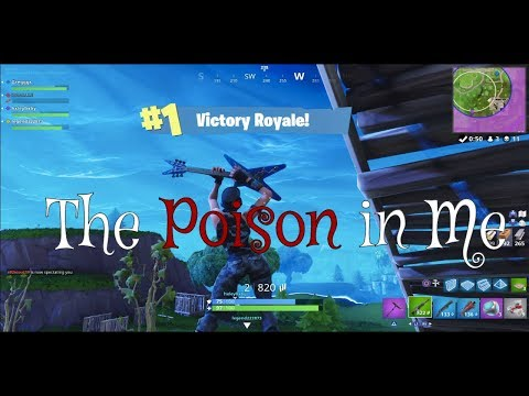 The Poison in Me | Fortnite Montage