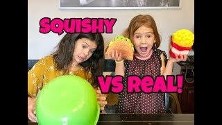 Download SQUISHY VS REAL Video