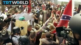 Strait Talk: US faces a domestic threat from white supremacists and neo Nazis in Charlottesville.