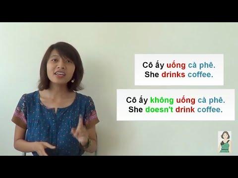 Vietnamese Grammar #1: Vietnamese Verbs