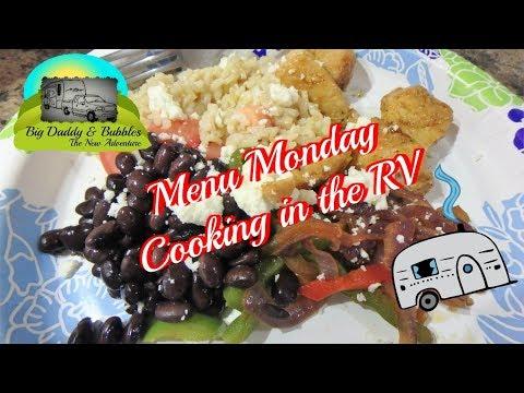 Menu Monday - Gluten Free Chicken Bowls