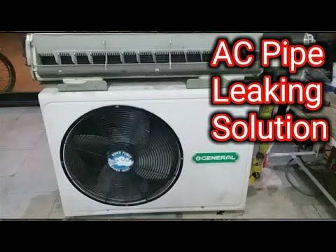 AC leaking best solution in Urdu/Hindi