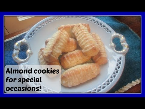 How to make kransekage cookies ( kransekake )