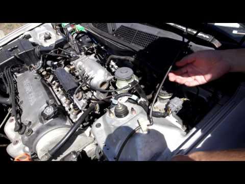 1996-2000 Honda Civic HX diagnosing a bad brake booster