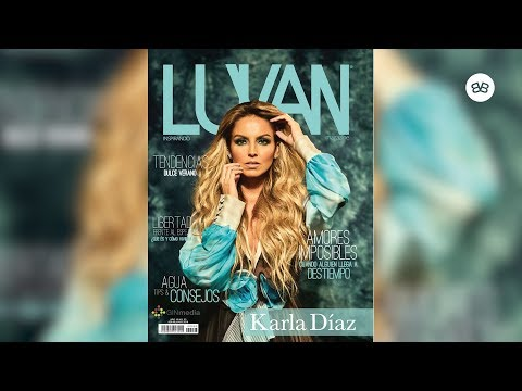 Karla Díaz de #JNS, es la portada de la Revista