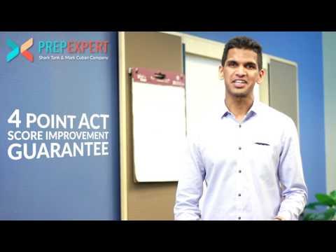 4-Point ACT Score Improvement Guarantee