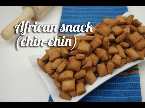Chin chin recipe (African snack)
