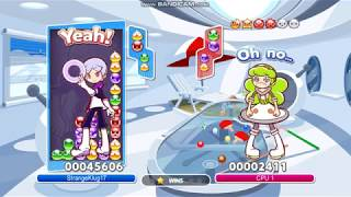 Puyo Puyo Tetris All Character Chains Japanese Voices
