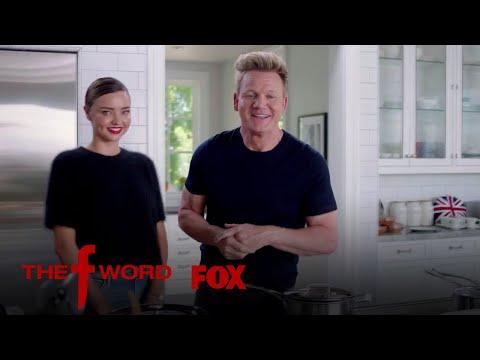 Miranda Kerr And Gordon Ramsay Go Head-To-Head   Season 1 Ep. 9   THE F WORD