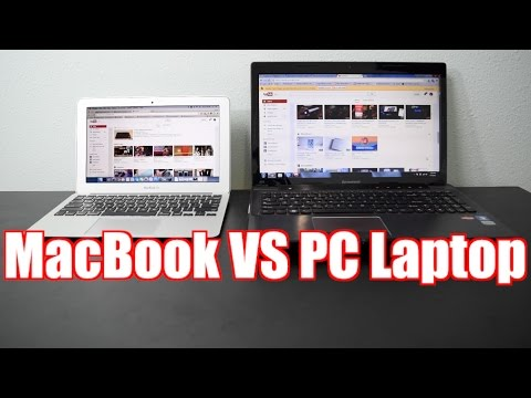 PC VS MAC Which is Better? 2017