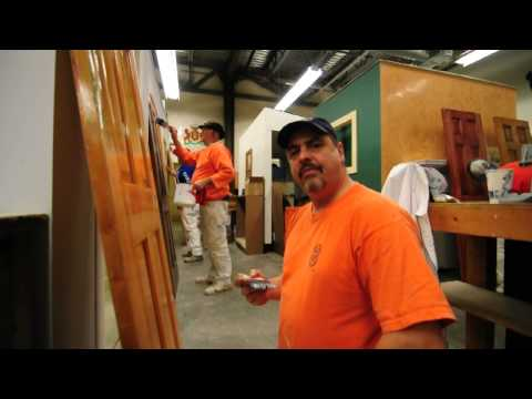 Commercial Apprentice Training in Seattle. FTINW Painter Apprentice Steve Barrick