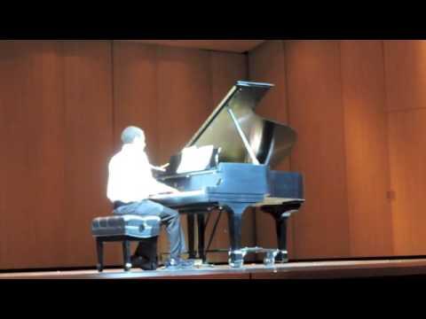 Aaron Recital 5 11 15