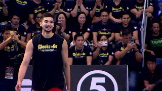 Slam Dunk Contest Championship CTG Pilipinas 3x3 Presidents Cup 2019