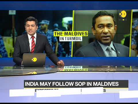 India expected to follow SOP in Maldives