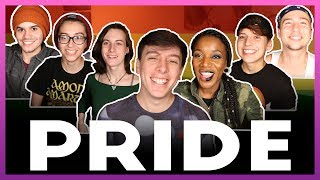 having pride thomas sanders