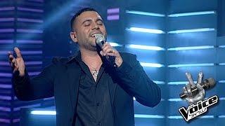 ישראל 3 The Voice - תל-אביב - אלקנה מרציאנו