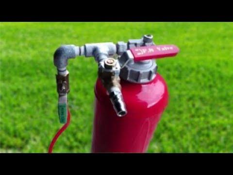 Rust Remover SAND BLASTING  DIY Sandblaster Direct pressure type