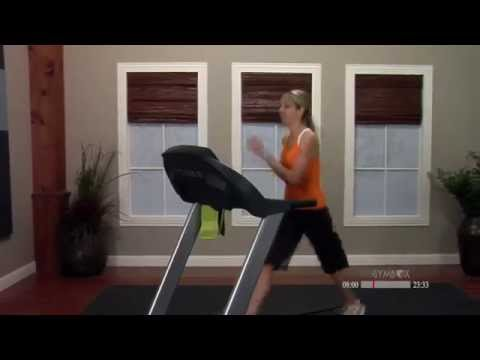 Treadmill workout with music with Jenni - 30 Minutes
