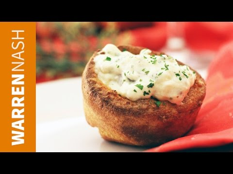 Stuffed Yorkshire Puddings Recipe - Christmas Party Food - Recipes by Warren Nash