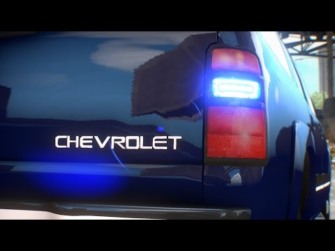 Unmarked 2003 Chevrolet Suburban [GTA IV Car Mod]