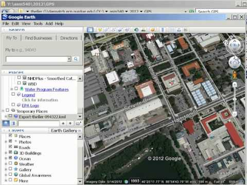 370 Add KML to Google Earth and create extruded polygon