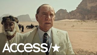Ridley Scott Reveals How He Erased Kevin Spacey From