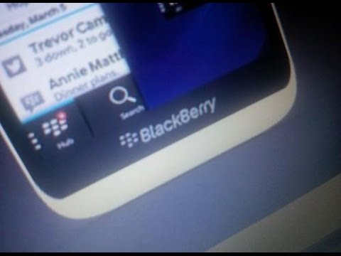 BlackBerry Z5 mini version of BB Z10, pics spotted online with specs detail leaked !