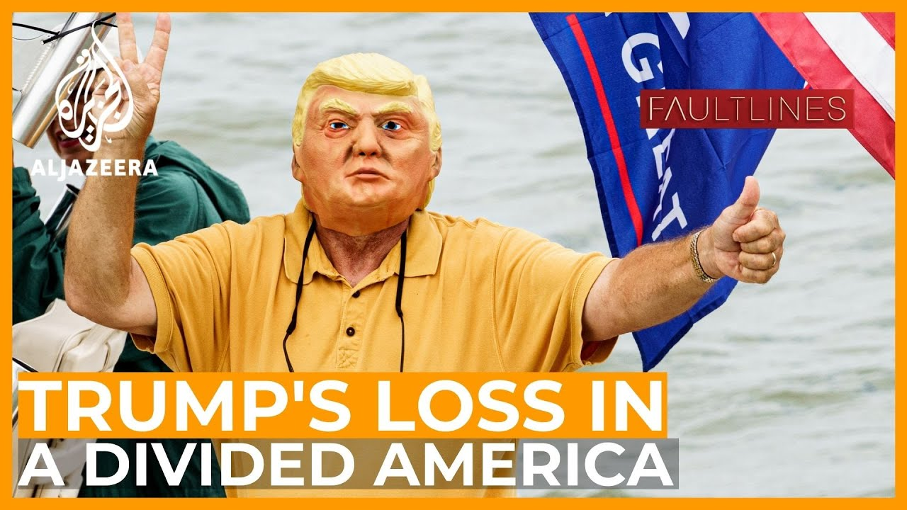 The End of a Presidency: Trump's Loss in a Divided America | Fault Lines