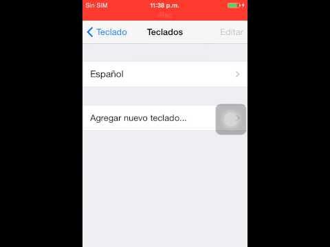 Como activar Teclado emoji en iPhone/ iPad & iPod touch sin Jailbreak