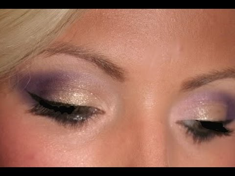 Purple and Gold Tutorial