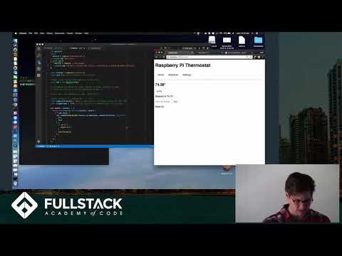 Stackathon Presentation: Raspberry Pi Thermostat