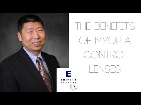 Myopia Contact Lenses | Dr. Albert Pang, Trinity Eye Care