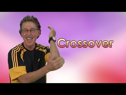 Brain Breaks | Crossover | Brain Breaks Song | Cross the Mid-line | Jack Hartmann